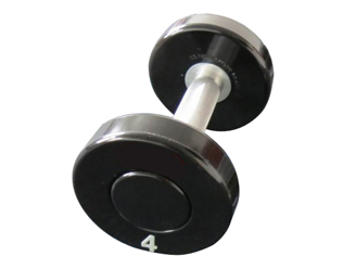 HUN414 CPU coated dumbbell